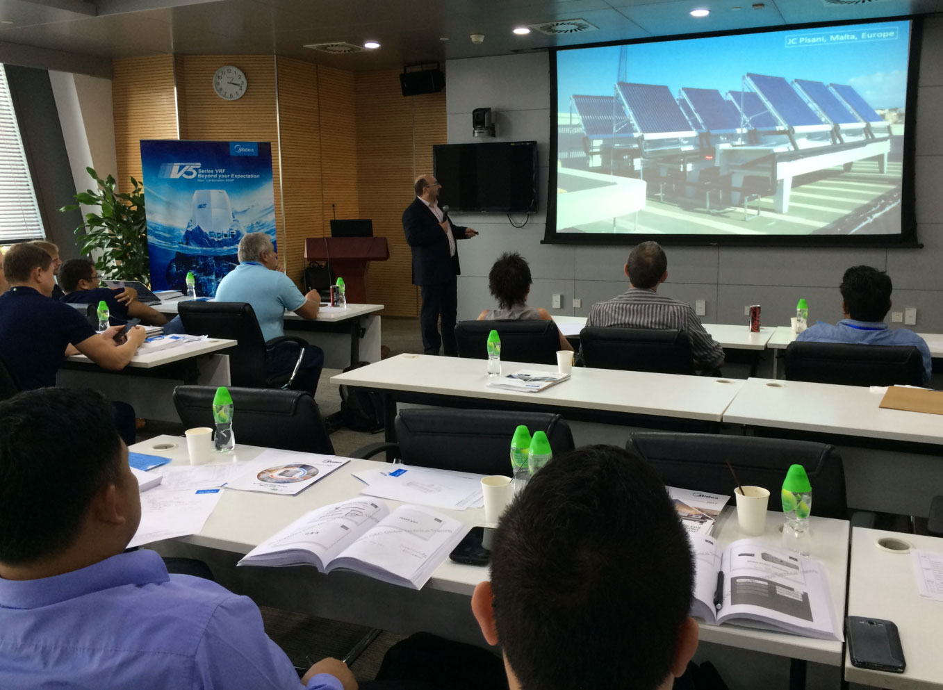 Lecturing-Solar-thermal-to-Midea